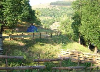 Camping à la ferme de la Croze