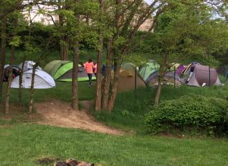 Accueil camping pour les jeunes
