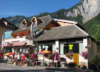 Hotel Restaurant Le Terminus Bourg d'Oisans