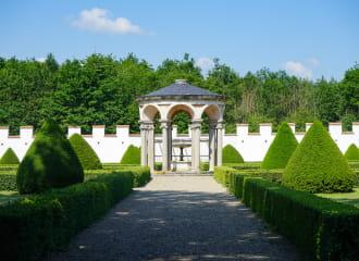 Jardins de la Bâtie d'Urfé