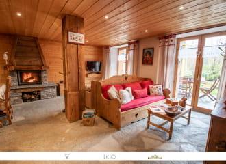 Chambres d'hôtes de charme, tout confort, au coeur de la station-village de Bessans.