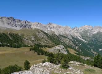 Grande Traversées des Alpes : Chamonix - Briançon en liberté