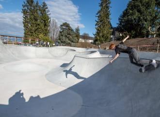 Skate Park Evian