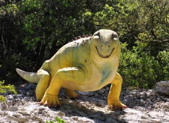 Zoo préhistorique de Marzal