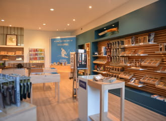 Musée Opinel - La boutique