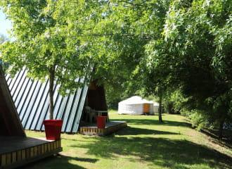 Camping*** Domaine de Mépillat