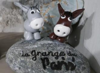 Mascottes de la Grange du Paris