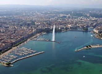 Entre Genève et Mont-Salève