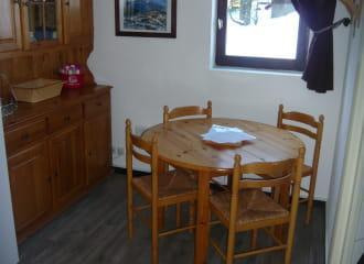 Appartement à la Norma dans la résidence des Gentianes.