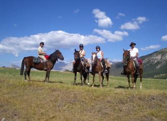 Randonnée à la carte : un weekend à cheval sur le plateau du Vercors - 2 jours