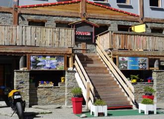 Hotel Le Malamot entre Val Cenis et l'Italie