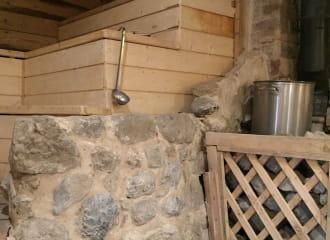 Bien-être en Auvergne : testez le sauna russe