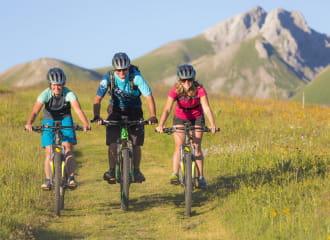 activité vélo du séjour Vtt de l'Agence Belle Montagne