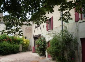 Gîte des Moriers - Domaine  Monrozier à Fleurie dans le Beaujolais - Rhône.