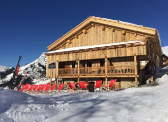 Restaurant d'altitude l'Ancoly