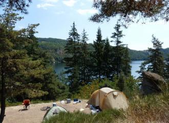 Camping Municipal les Bords du Lac