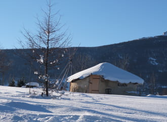 Base Nature Vercors - Ecohuttes